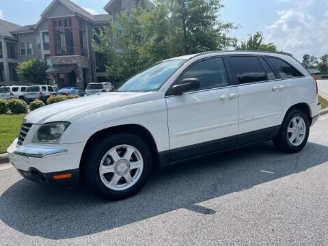 2005 Chrysler Pacifica for sale at LA 12 Motors in Durham NC