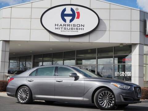 2017 Genesis G90 for sale at Harrison Imports in Sandy UT