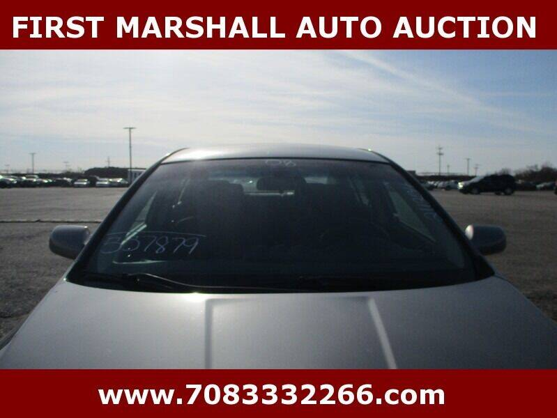 2008 Nissan Altima for sale at First Marshall Auto Auction in Harvey IL