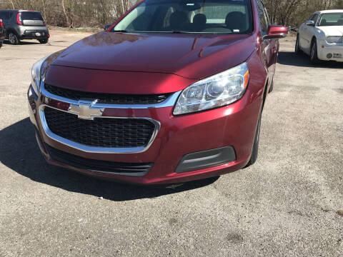 2015 Chevrolet Malibu for sale at Certified Motors LLC in Mableton GA