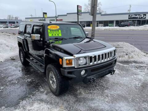 2008 HUMMER H3 for sale at JBA Auto Sales Inc in Stone Park IL