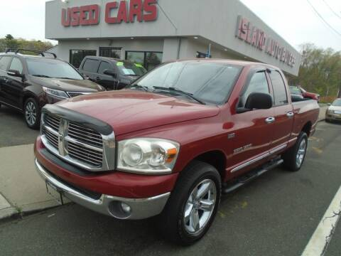 2007 Dodge Ram Pickup 1500 for sale at Island Auto Buyers in West Babylon NY