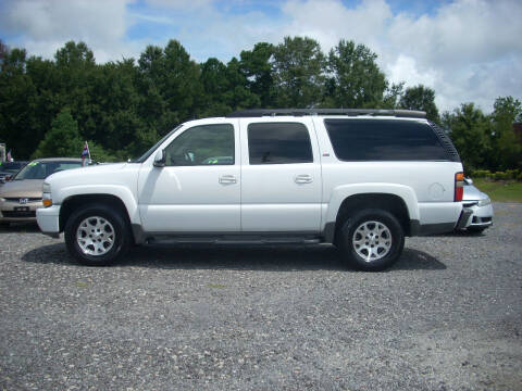 2005 Chevrolet Suburban for sale at Car Check Auto Sales in Conway SC