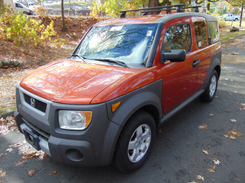 2005 Honda Element for sale at Lakewood Auto in Waterbury CT