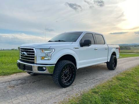 2017 Ford F-150 for sale at Jackson Automotive LLC in Glasgow KY
