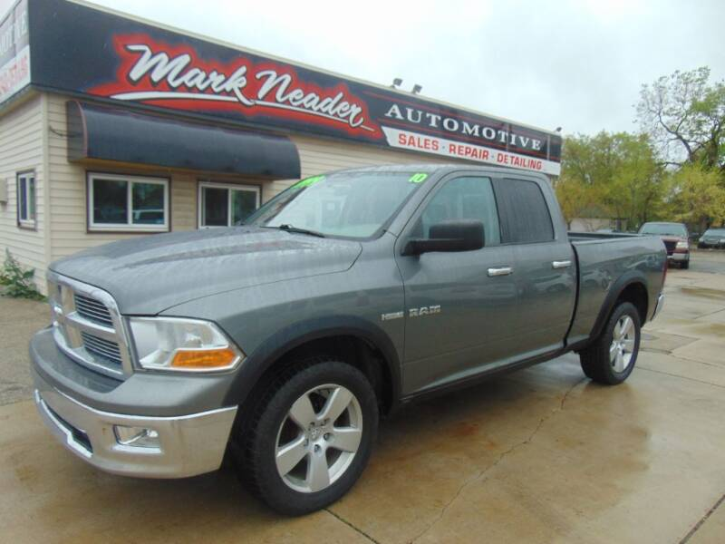 2010 Dodge Ram Pickup 1500 for sale in La Crosse, WI