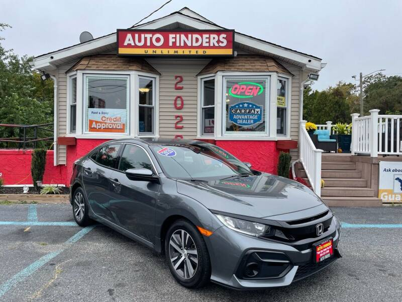2020 Honda Civic for sale at Auto Finders Unlimited LLC in Vineland NJ