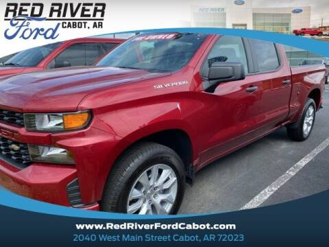 2019 Chevrolet Silverado 1500 for sale at RED RIVER DODGE - Red River of Cabot in Cabot, AR