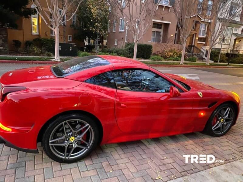 2016 Ferrari California T for sale in San Francisco, CA