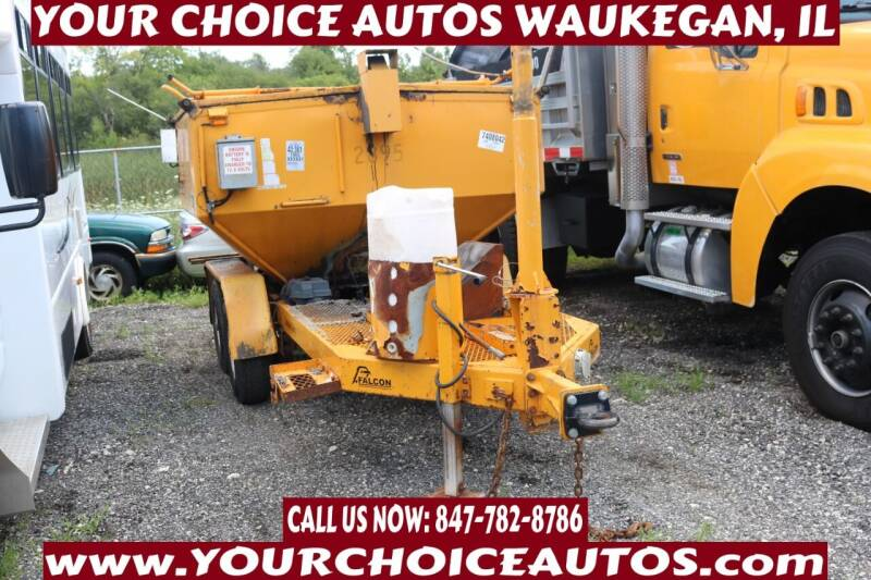 1985 ASPHAULT HOT BOX for sale at Your Choice Autos - Waukegan in Waukegan IL