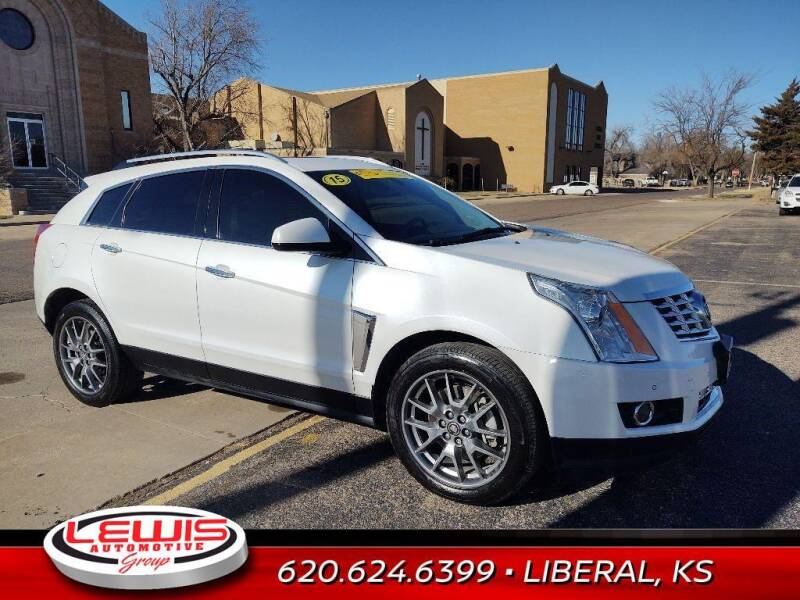 2015 Cadillac SRX for sale at Lewis Chevrolet Buick Cadillac of Liberal in Liberal KS
