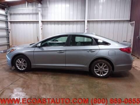 2016 Hyundai Sonata for sale at East Coast Auto Source Inc. in Bedford VA