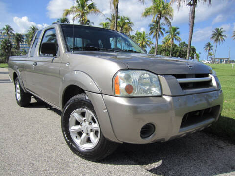 2003 Nissan Frontier for sale at FLORIDACARSTOGO in West Palm Beach FL