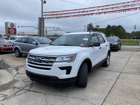 2018 Ford Explorer for sale at Direct Auto in D'Iberville MS