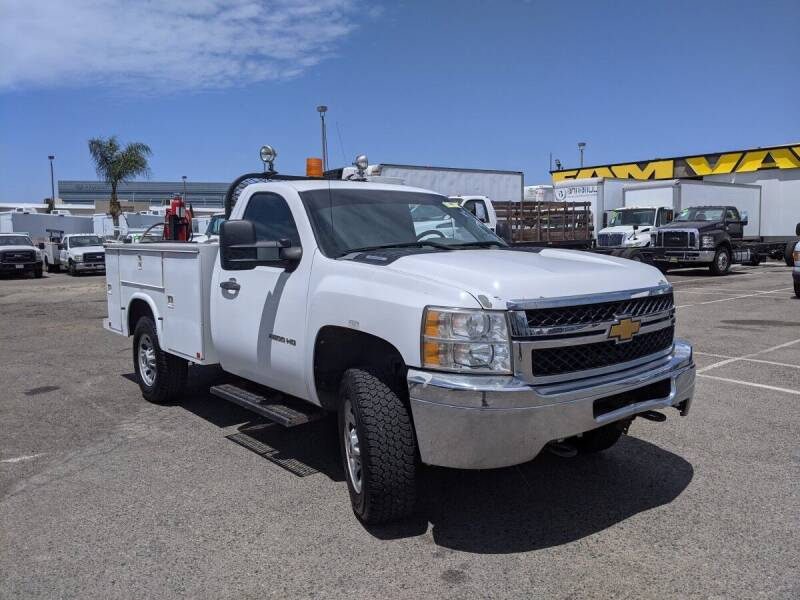 2012 Chevrolet Silverado 3500HD for sale in Fountain Valley, CA