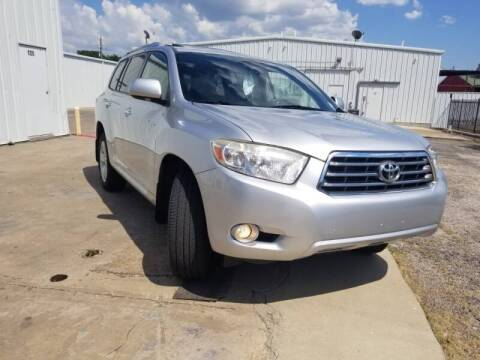 2008 Toyota Highlander for sale at Bad Credit Call Fadi in Dallas TX