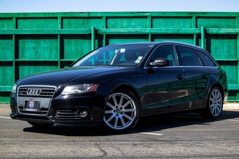 2011 Audi A4 for sale at 605 Auto  Inc. in Bellflower CA