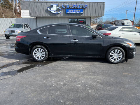 2015 Nissan Altima for sale at JC AUTO CONNECTION LLC in Jefferson City MO