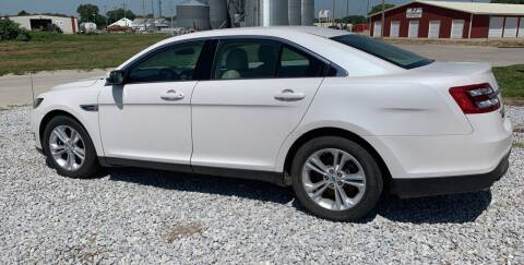 2015 Ford Taurus for sale at Ericson Ford in Loup City NE