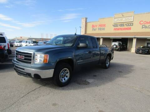 2011 GMC Sierra 1500 for sale at Import Motors in Bethany OK