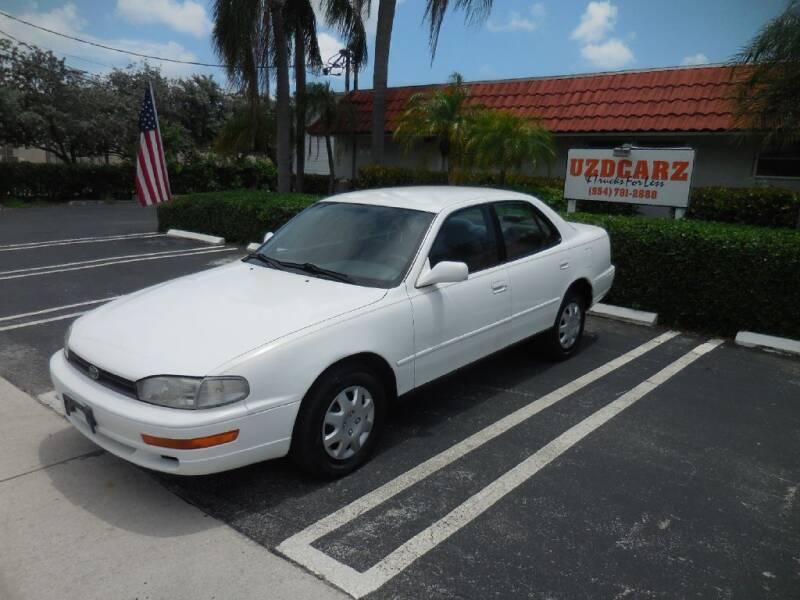 1993 Toyota Camry for sale at Uzdcarz Inc. in Pompano Beach FL