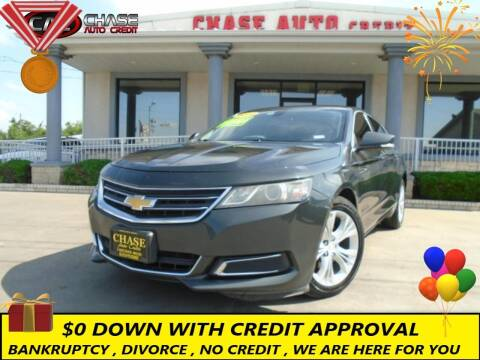 2014 Chevrolet Impala for sale at Chase Auto Credit in Oklahoma City OK