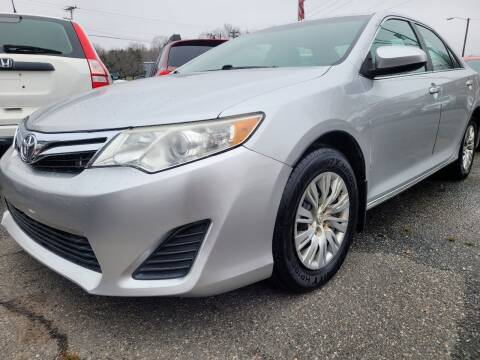 2014 Toyota Camry for sale at Ace Auto Brokers in Charlotte NC