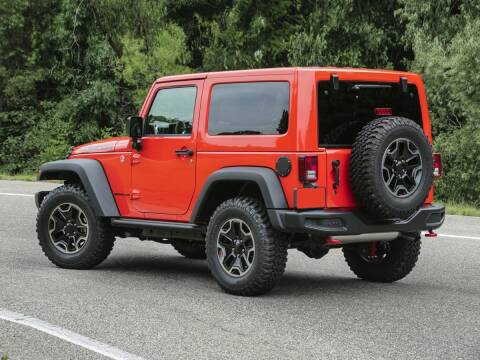 2017 Jeep Wrangler for sale at Hi-Lo Auto Sales in Frederick MD