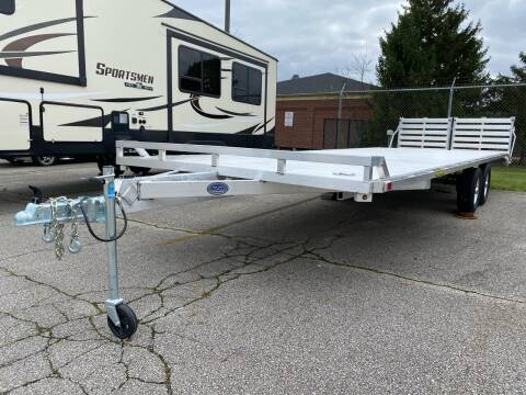 2021 Aluma 1026H  for sale at Columbus Powersports - Cargo Trailers in Columbus OH