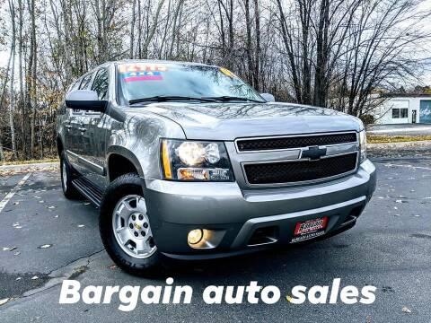 2008 Chevrolet Suburban for sale at Bargain Auto Sales LLC in Garden City ID