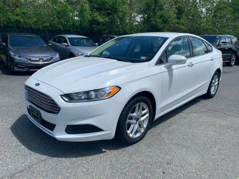 2013 Ford Fusion for sale at Dream Auto Group in Dumfries VA