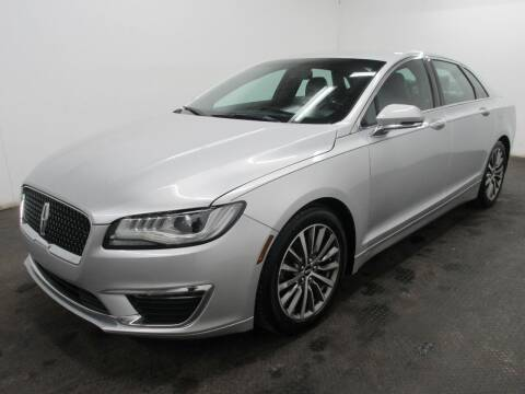 2017 Lincoln MKZ for sale at Automotive Connection in Fairfield OH