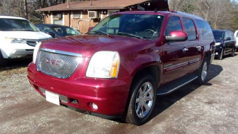 2007 GMC Yukon XL for sale at Select Cars Of Thornburg in Fredericksburg VA