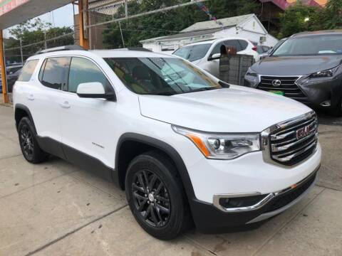 2018 GMC Acadia for sale at Sylhet Motors in Jamaica NY