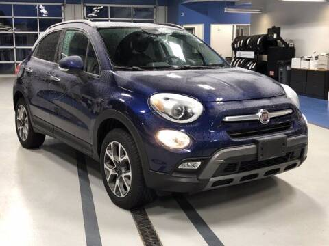2017 FIAT 500X for sale at Simply Better Auto in Troy NY