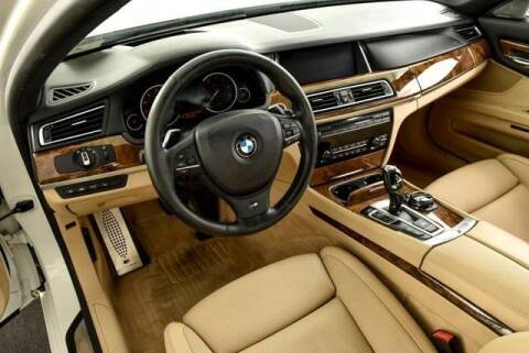 2014 BMW 7 Series for sale at CU Carfinders in Norcross GA