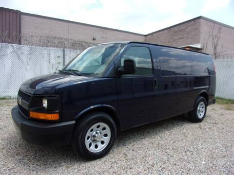2012 Chevrolet Express Cargo for sale at Amazing Auto Center in Capitol Heights MD