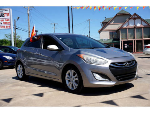 2014 Hyundai Elantra GT for sale at Sand Springs Auto Source in Sand Springs OK