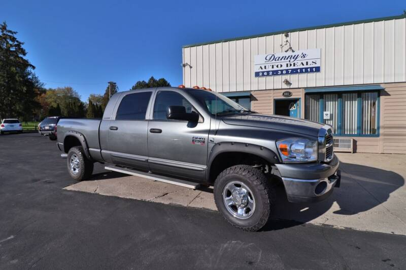 2007 Dodge Ram Pickup 2500 for sale at Danny's Auto Deals in Grafton WI