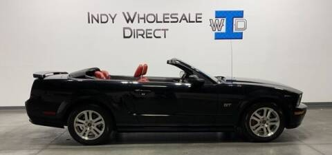 2005 Ford Mustang for sale at Indy Wholesale Direct in Carmel IN