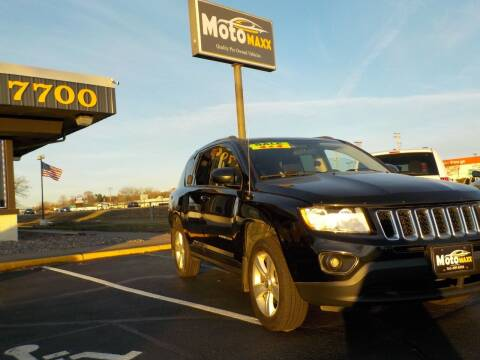 2013 Jeep Compass for sale at MotoMaxx in Spring Lake Park MN