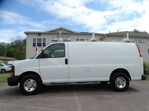 2011 Chevrolet Express Cargo for sale at SOUTHERN SELECT AUTO SALES in Medina OH