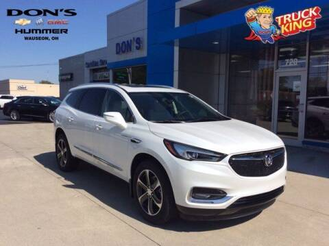 2021 Buick Enclave for sale at DON'S CHEVY, BUICK-GMC & CADILLAC in Wauseon OH