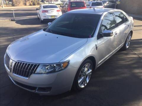 2011 Lincoln MKZ for sale at Corona Auto Wholesale in Corona CA