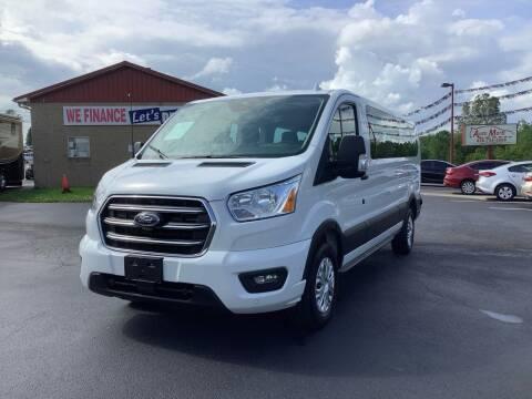 2020 Ford Transit Passenger for sale at Auto Martt, LLC in Harrodsburg KY