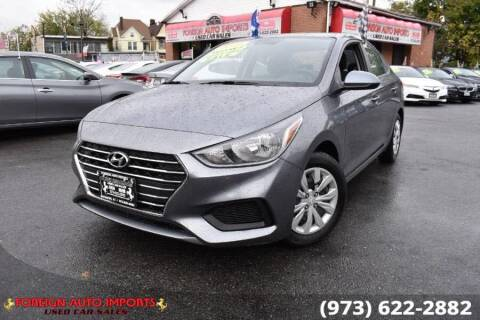 2019 Hyundai Accent for sale at www.onlycarsnj.net in Irvington NJ