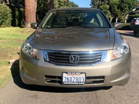 2009 Honda Accord for sale at Car Lanes LA in Glendale CA