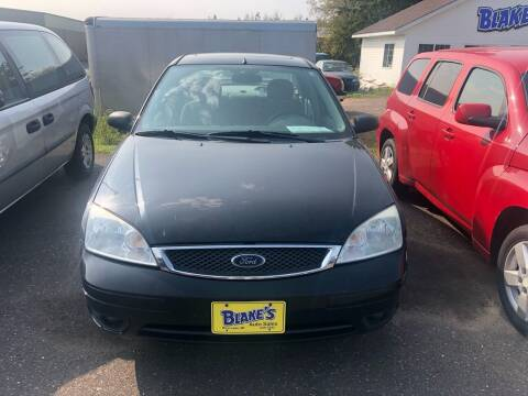 2005 Ford Focus for sale at Blake's Auto Sales in Rice Lake WI