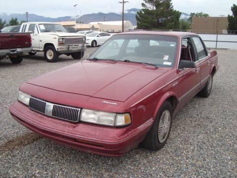 1994 Oldsmobile Cutlass Ciera for sale at One Community Auto LLC in Albuquerque NM