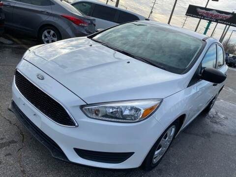 2015 Ford Focus for sale at Washington Auto Group in Waukegan IL